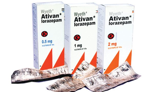 Ativan- what are the side effects?