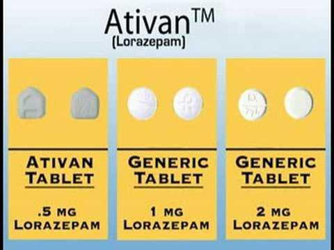 How ativan treats anxiety and seizures?